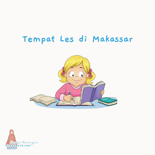 Tempat les di Makassar