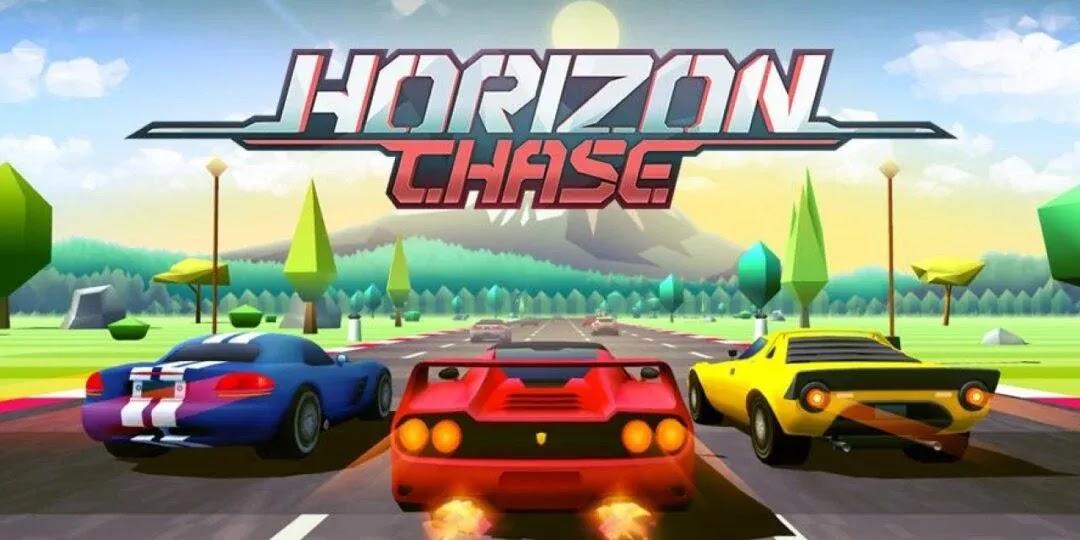 تقديم حول Horizon Chase - جولة حول العالم