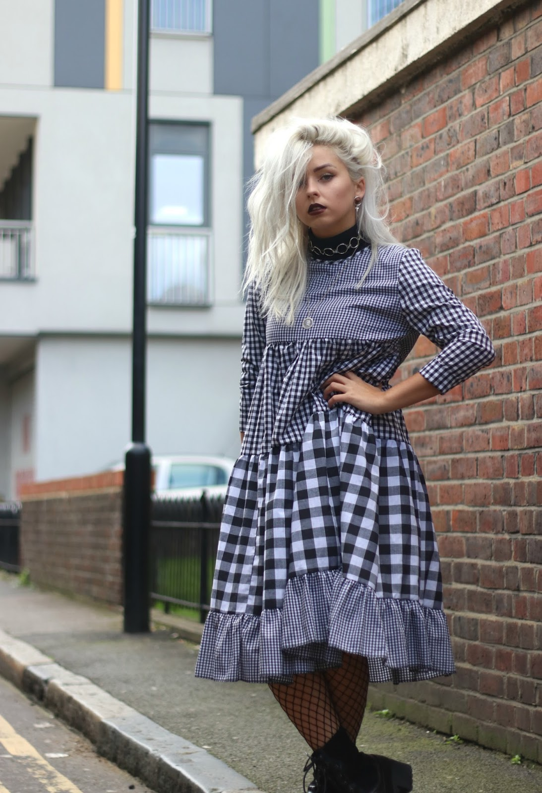 GINGHAM TREND SS17