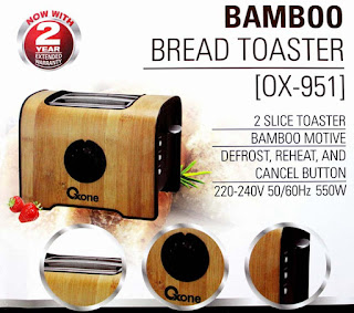 Bread Toaster Oxone OX-951