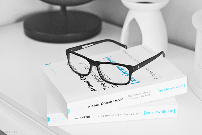Ręcznie robione okulary polskiej marki Muscat