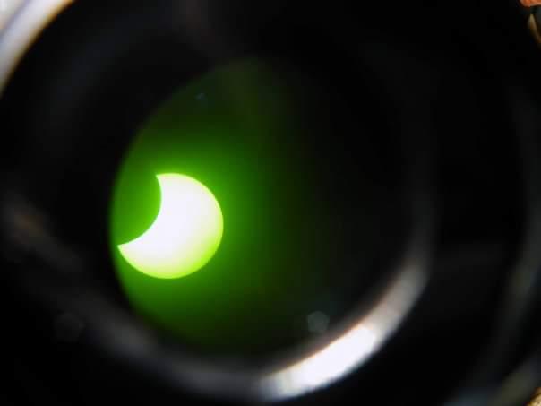cara tengok gerhana matahari cincin