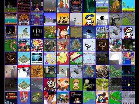 تحميل أكثر من 100 لعبة فلاش  للكمبيوتر برابط مباشر حجم صغير  free download flash games