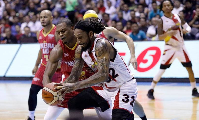 Ginebra vs San Miguel Game 2 PBA Commissioner's Cup Finals 2018