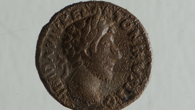 Roman coin found in northern Norway may redraw historic trade map