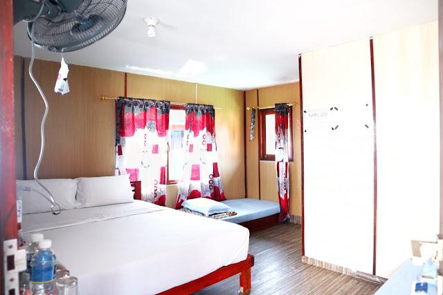 Villa Pulau Labun Barelang Batam