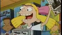 Oye Arnold - Helga La Periodista (Temporada 2 Capítulo 9.1)
