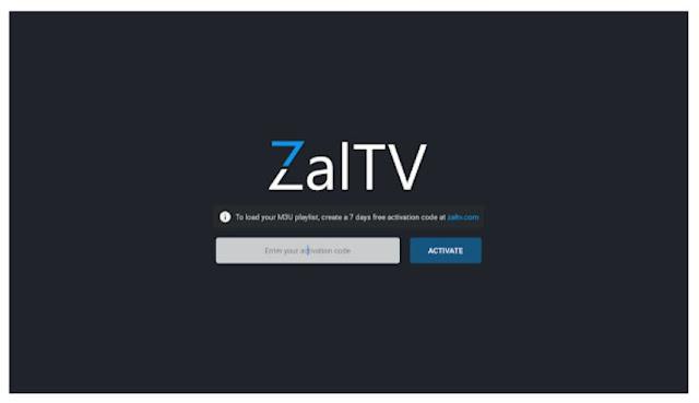 Kode Aktivasi ZalTv Terbaru Februari 2020