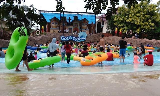 Harga Ticket Masuk Transera Waterpark Harapan Indah Bekasi