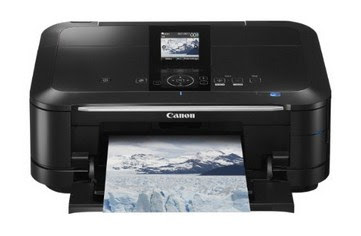 Canon mg6100 scanner software mac download
