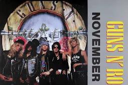 Arti Lirik Lagu November Rain - Guns N' Roses