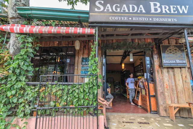 8TH WONDER TRAVEL DESTINATION HIDDEN FIDELISAN RICE TERRACES SAGADA Brew Frontage