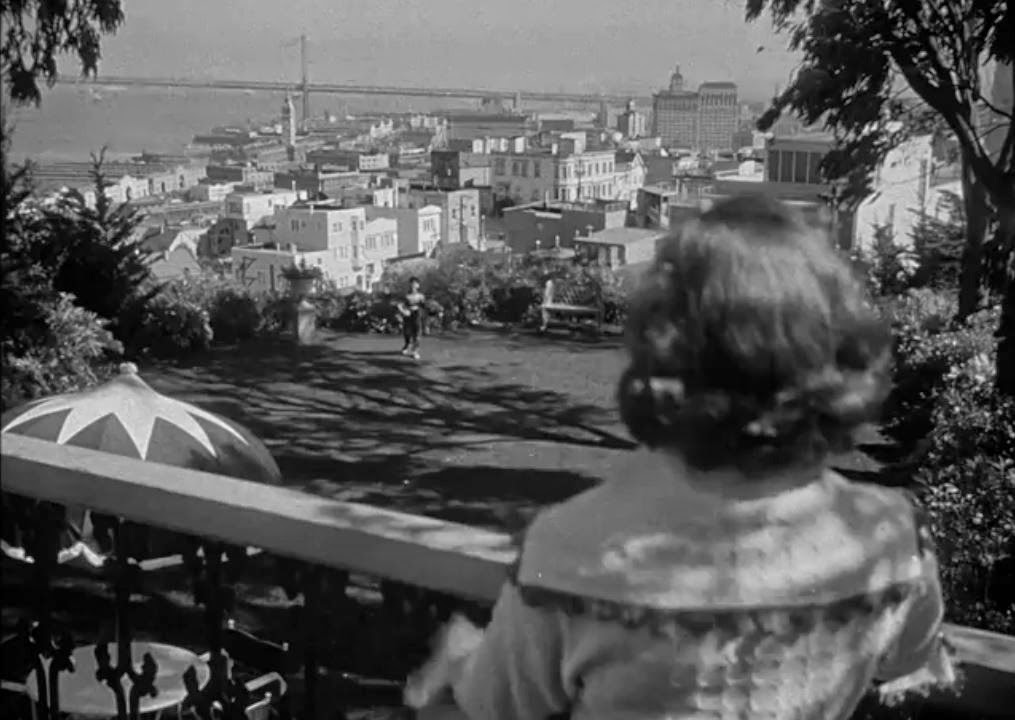 Valentina Cortese in The House on Telegraph Hill (1951)