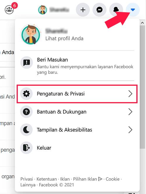 Cara Melihat Pesan Messenger Yang Sudah Dihapus di PC