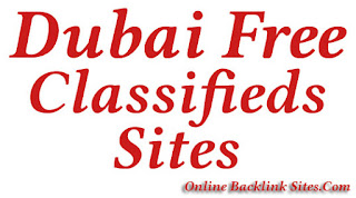 Dubai Free Classifieds Sites List