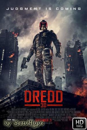 Dredd (2012) [1080p] [Latino-Ingles] [MEGA]
