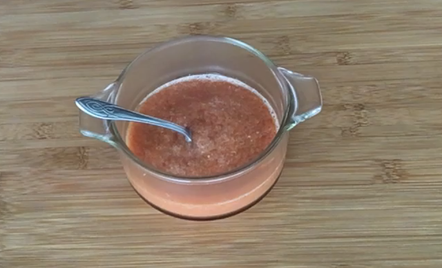 Receta de Salsa Roja