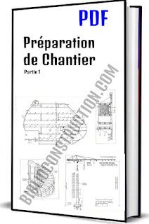 la partie 1 préparation de chantier pdf