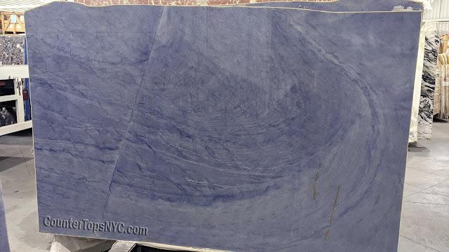 Azul Macaubas Quartzite 2cm NYC