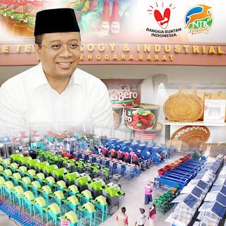 Hari Bangga Buatan Indonesia dan Optimisme Industrialisasi NTB