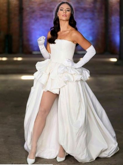 vivi guedes vestido de noiva