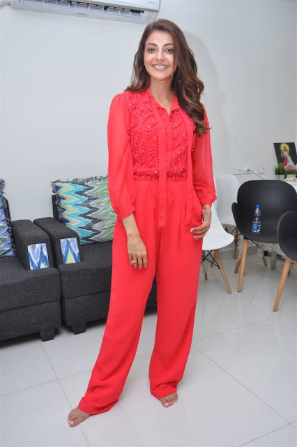 Kajal Agarwal Hot Red Dress Photos And Images, hd wallpaper for android mobile download, hd photos for wallpaper
