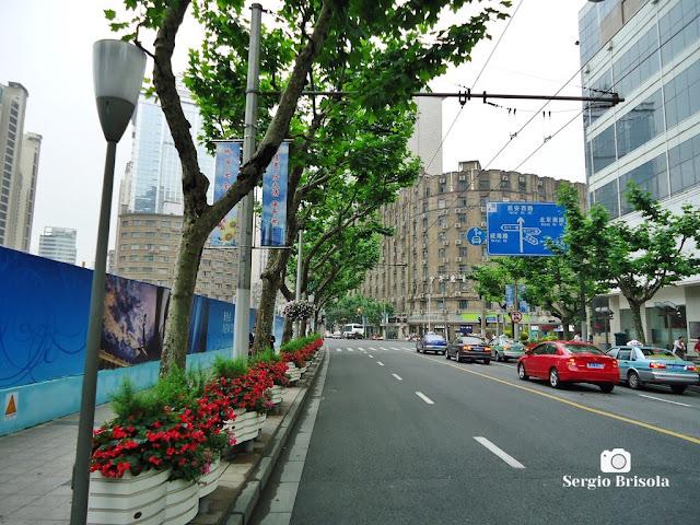 Nanjing West Road - Shanghai
