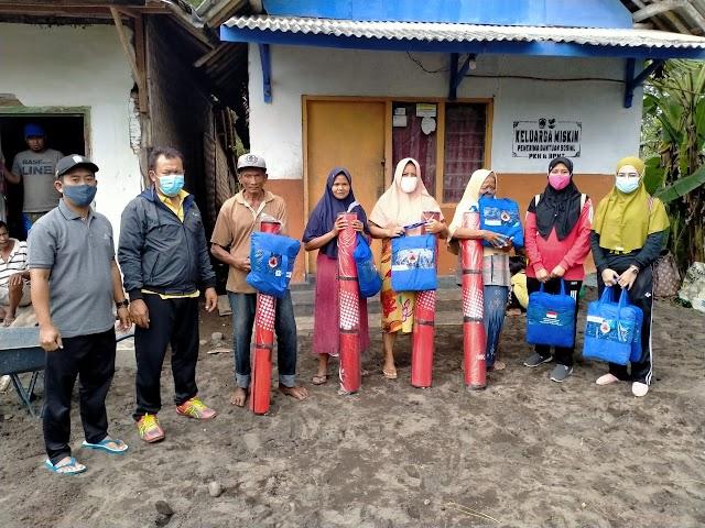 Bantuan BPBD Untuk Korban Banjir