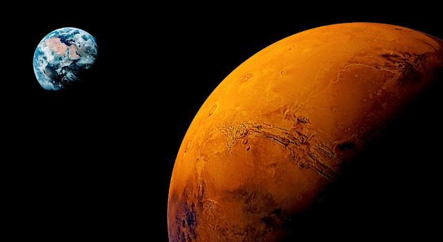 misteri planet mars