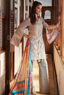 Faraz Manan Eid Dresses Ideas in Pakistan 2016/17