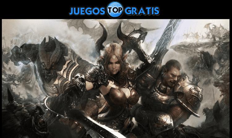 Juegos MMORPG