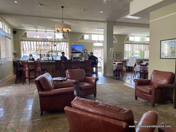 Jett's Grill at Hotel Paisano in Marfa, Texas