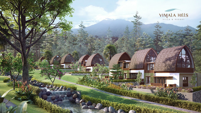 Resort and Villa Vimala Hills
