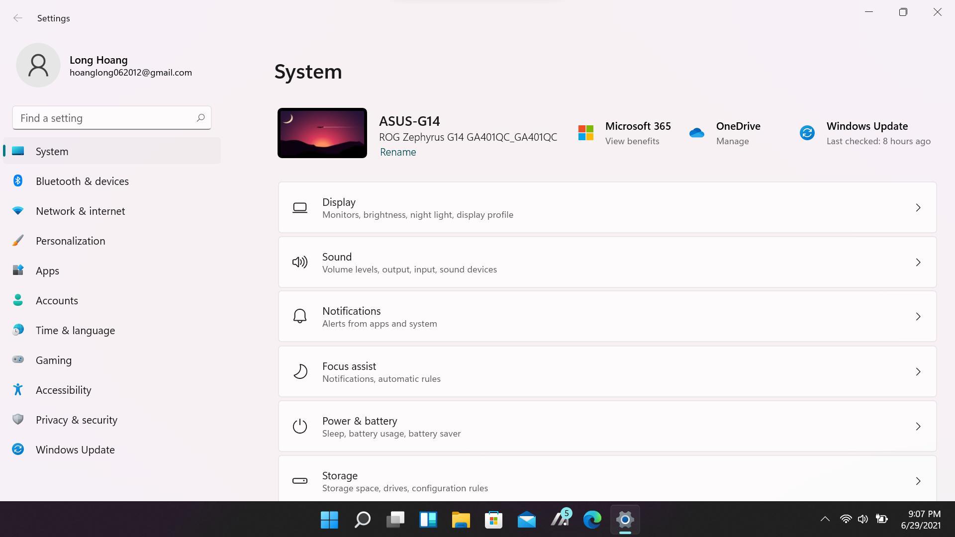 Cách quay về Windows 10 từ Windows 11