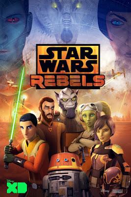Star Wars: Rebels Poster