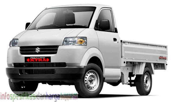 Harga Suzuki Mega Carry Extra Pick Up Mobil Terbaru 2012
