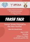 UPCD-UPDAA-ADI Seminar on Waste Disposal in the New Normal
