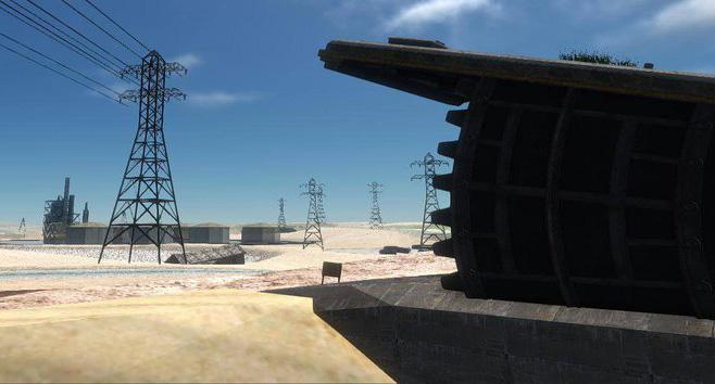 Secret Bunker in GTA San Andreas