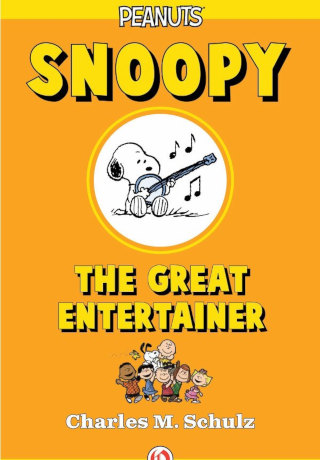 cover of Snoopy the Great Entertainer