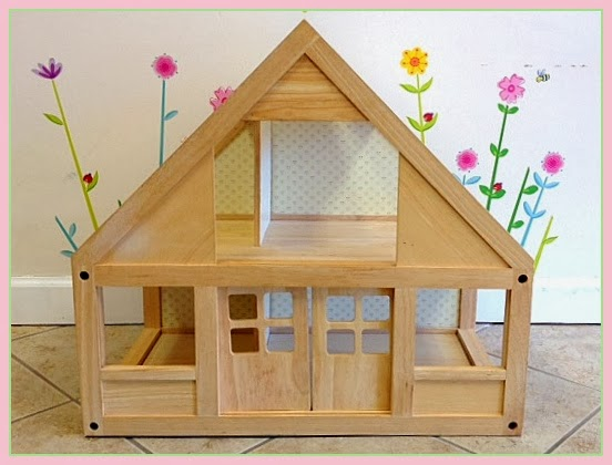 Image result for PlanToys dollhouse