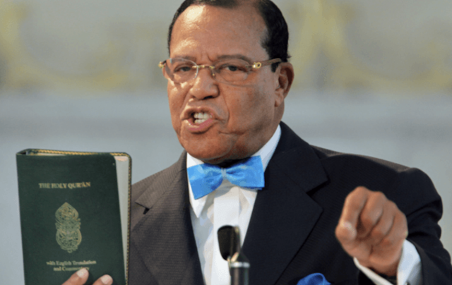 Facebook Deletes Louis Farrakhan Video Attacking Interracial Marriage