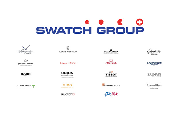 Swatch Group: half-year report 2021