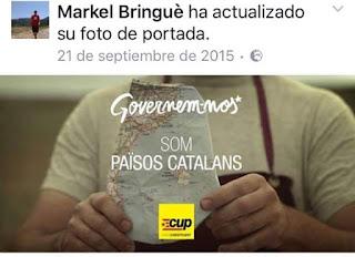 Marcel Pena, Markel Bringuè, cup, governem-nos