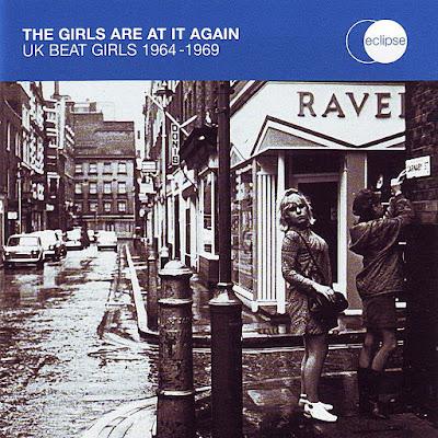VA - The Girls Are At It Again - UK Beat Girls 1964-1969