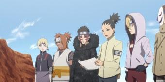 Boruto: Naruto Next Generations – Episódio 169 – Missão em parceria com a Vila da areia