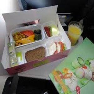 How build money with Catering for Airplane