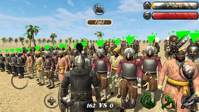 تحميل لعبة الحرب السيوف الرائعة Steel and Flesh 2 النسخة المهكرة