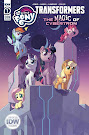 My Little Pony The Magic of Cybertron #1 Comic Cover WonderCon 2021 Variant