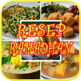 Aplikasi resep hidangan untuk Ramadhan lengkap berbuka puasa