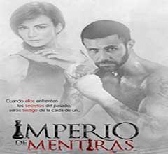 capítulo 37 - telenovela - imperio de mentiras  - las estrellas
